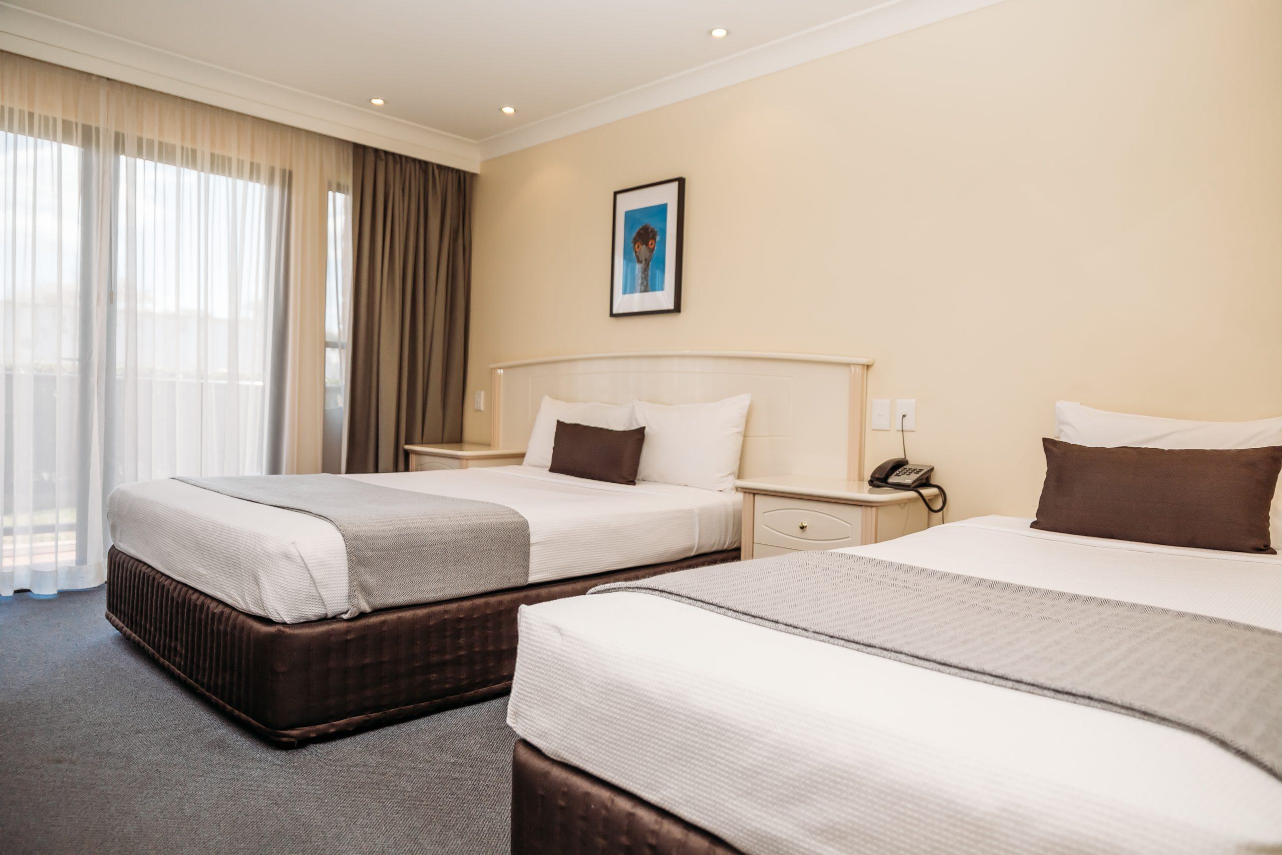 Kobbers Kings Bed Room